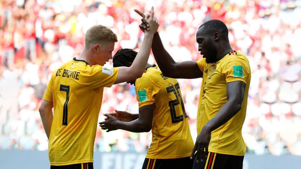 Bỉ 5-2 Tunisia: Lời khiêu chiến của 'Quỷ đỏ'